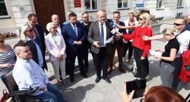 Prezentacja kandydatów Koalicji Obywatelskiej w wyborach do Sejmu