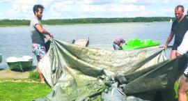 Co znaleziono na Jeziorze Zdworskim?