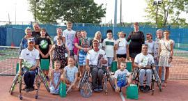 Sekcja tenisa ziemnego dla osób niepełnosprawnych intelektualnie