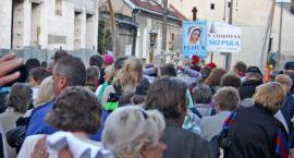 Już jutro ulicami Płocka przejdzie pielgrzymka do Skępego
