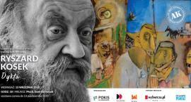 DYKTA – wystawa prac Ryszarda Koska z kolekcji płocczanina