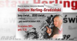 Książnica przypomni Gustawa Herlinga-Grudzińskiego