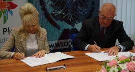 Włodkowic – Starostwo Powiatowe w Płocku. Jest umowa o współpracy