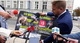 """Radny z Warszawy złożył w prokuraturze doniesienie na prezydenta Płocka. Poszło o """"Sok z buraka"""""""