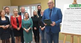 """Piotr Zgorzelski o """"Pakcie dla zdrowia"""" w Płocku. Lepsza służba zdrowia już w 2020 roku"""