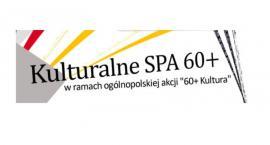 """""""Kulturalne SPA 60+"""" w Książnicy"""