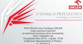 W Muzeum Mazowieckim zobaczymy husarską zbroję. Ciekawe kto w niej walczył prawie 400 lat temu pod Chocimiem?
