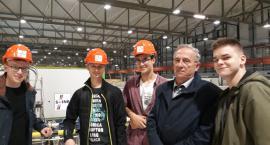 Studenci płockiej Politechniki i Małachowiacy w największym centrum jądrowym