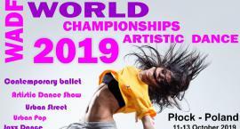 Mistrzostwa Świata federacji WADF - 3,5  tysiąca tancerzy z całego świata w Płocku