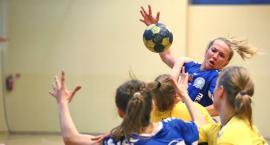Piłka ręczna kobiet: Jutrzenka Płock - AZS Uniwersytet Warszawski [ZDJECIA]