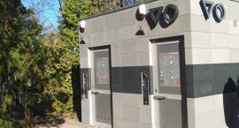Cmentarz komunalny - jest nowa toaleta