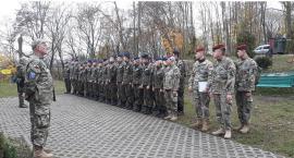 Strzelnica w Płocku. Wspólne ćwiczenia licealistów i żołnierzy