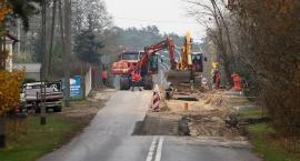 Wzdłuż Grabówki powstaje ścieżka rowerowa
