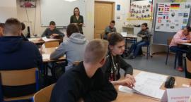 Uczniowie z Gąbina realizują kolejny projekt