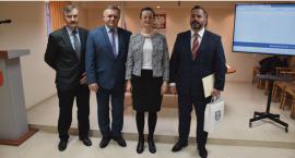 W gminie Stara Biała uhonorowali parlamentarzystów