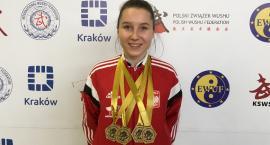 Cztery medale dla uczennicy małachowianki. Złota Emilia