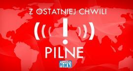 Alarm bombowy w szkole na Podolszycach