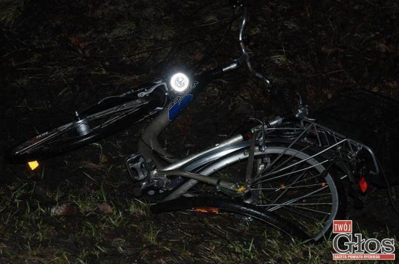 Policja, Cztery osoby zginęły wypadkach drogach powiatu ryckiego - zdjęcie, fotografia