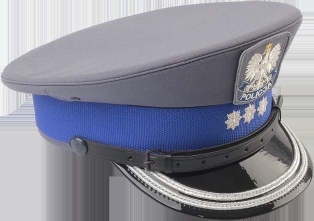 Policja, Policyjna karuzela kierowniczych stołkach - zdjęcie, fotografia