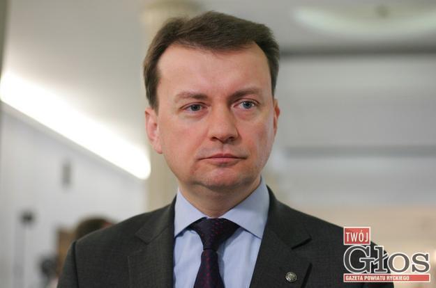Samorząd, Sprawa posterunku policji trafi ministra Błaszaczka - zdjęcie, fotografia
