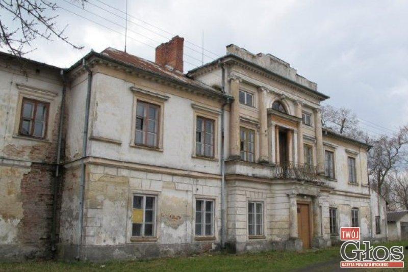Samorząd, Powiat odzyskać pałac Sobieszynie - zdjęcie, fotografia