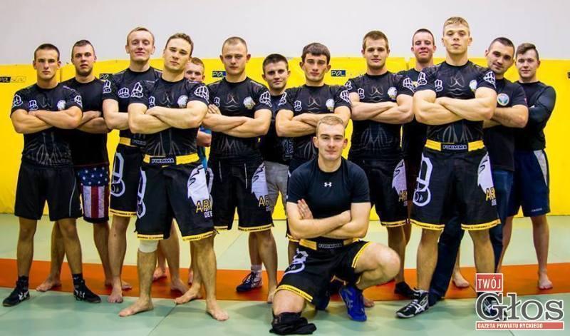 MMA, Wojownicy Armii Dęblin podbijają - zdjęcie, fotografia