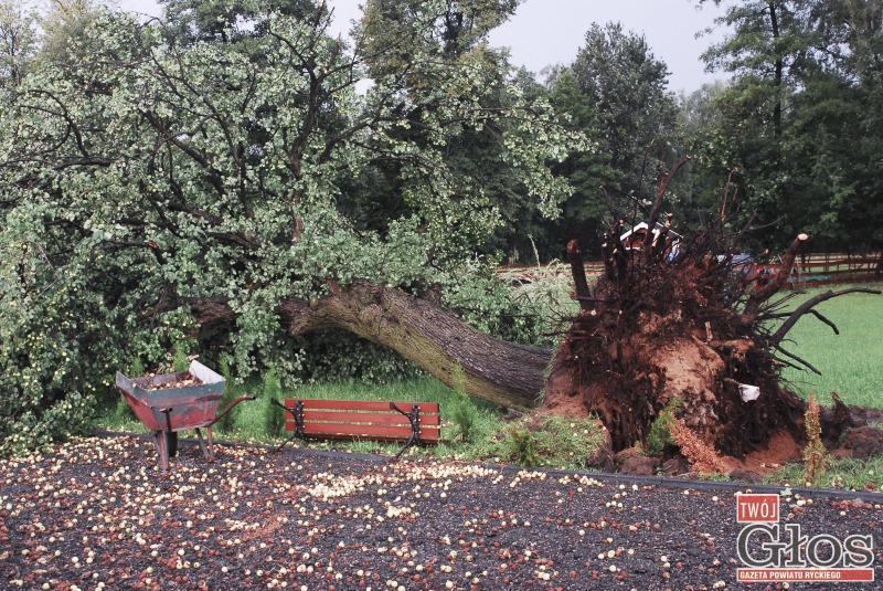 Zagrożenia, Tornado Edwardowem - zdjęcie, fotografia
