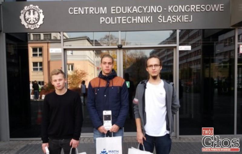 Szkoły średnie, Zajęli miejsce ogólnopolskim konkursie - zdjęcie, fotografia