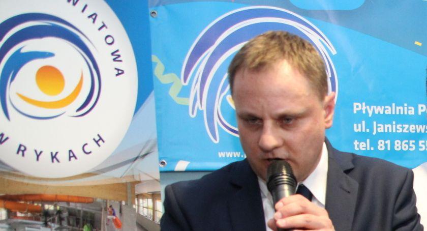 Samorząd, Kłopoty finansowe pływalni Dyrektor rezygnuje - zdjęcie, fotografia