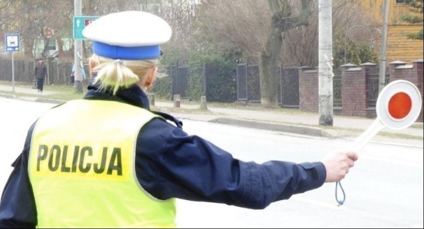 Policja, Bilans świąt drogach Lubelszczyzny - zdjęcie, fotografia
