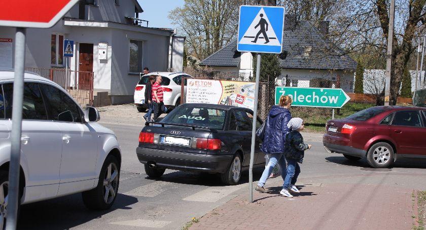 Samorząd, Będzie bezpieczniej przejściach pieszych - zdjęcie, fotografia