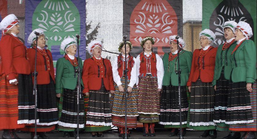 Folklor, Dzień Dziedzictwa Lokalnego Rykach - zdjęcie, fotografia