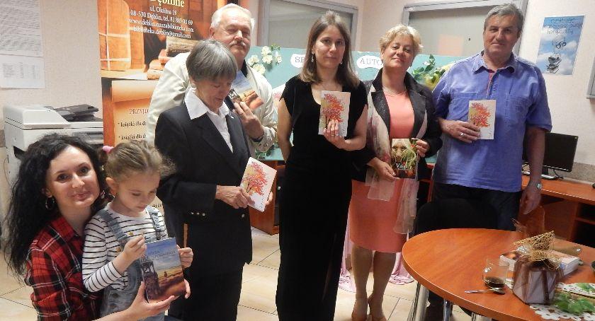 Książka, Dęblin Spotkanie klimacie poezji - zdjęcie, fotografia