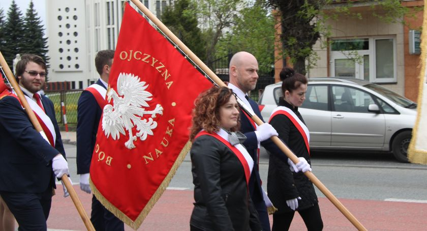 Społeczeństwo, Dęblin świętował rocznicę uchwalenia Konstytucji - zdjęcie, fotografia