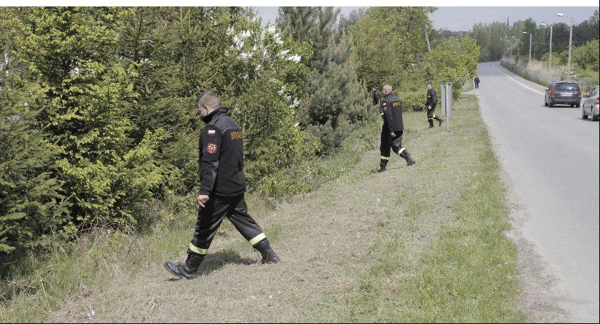 Policja, Paweł został odnaleziony - zdjęcie, fotografia