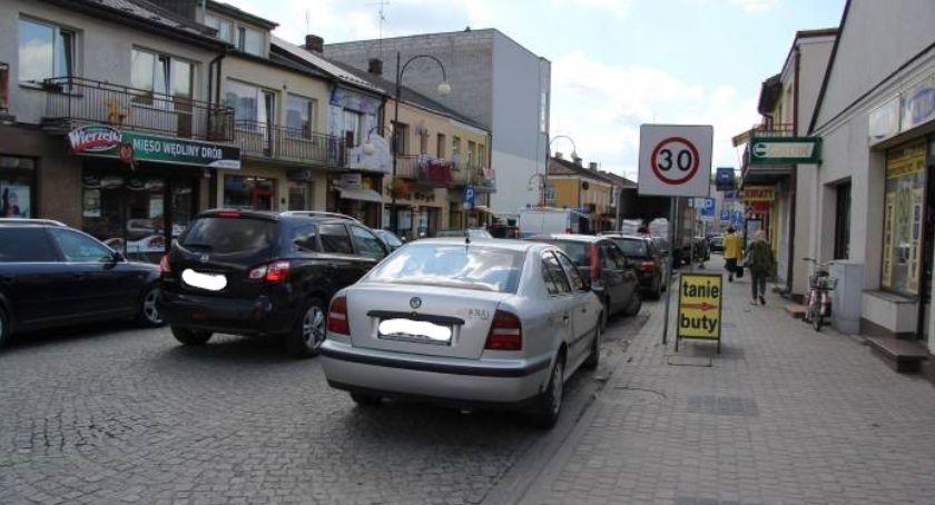 Inwestycje, Będzie więcej miejsc parkingowych - zdjęcie, fotografia