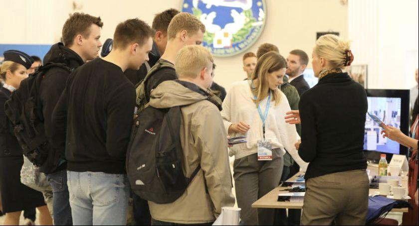 Wojsko, Pomagali młodzieży wyborze kariery zawodowej - zdjęcie, fotografia