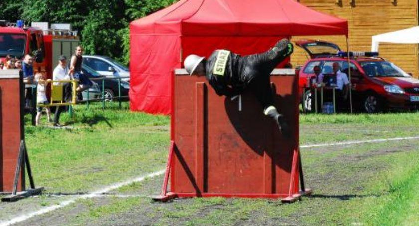 Straż, Strażacy powalczą laury - zdjęcie, fotografia