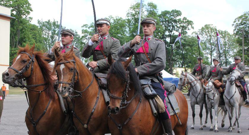 Uroczystości, powstała jednostka wojskowa Stawach - zdjęcie, fotografia