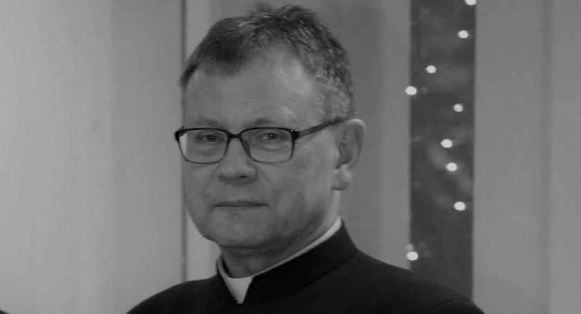 Społeczeństwo, Krzysztof Czyrka spocznie cmentarzu Rykach - zdjęcie, fotografia