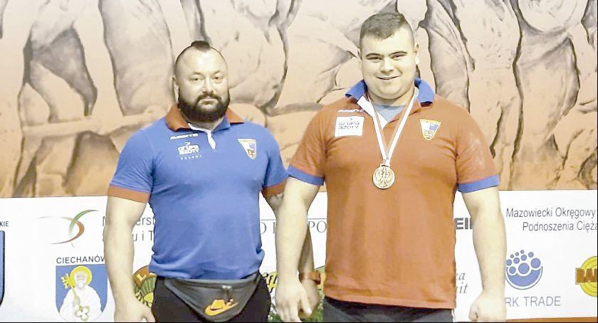Sporty siłowe, Węgrzyn liczył więcej - zdjęcie, fotografia