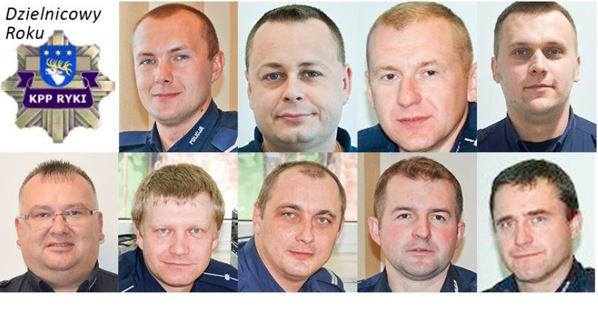 Policja, Rusza Plebiscyt Dzielnicowego - zdjęcie, fotografia