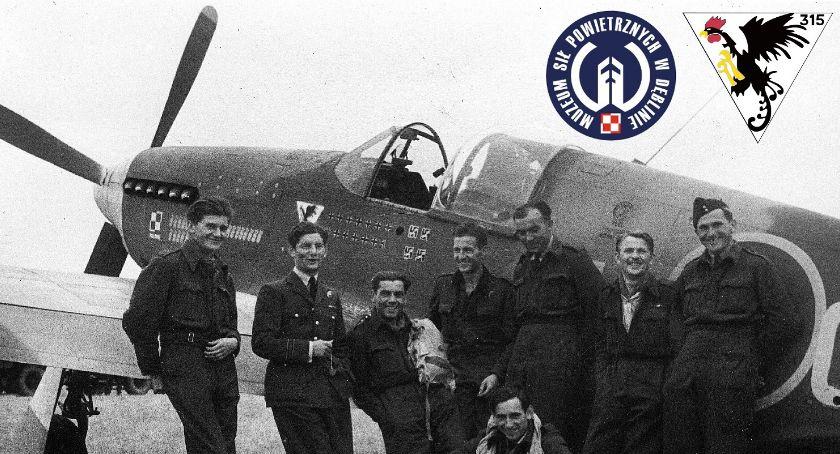 Historia, Największe zwycięstwo powietrzne Dęblińskiego - zdjęcie, fotografia