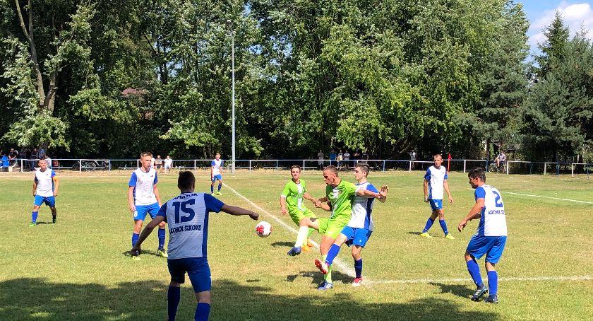 Piłka nożna, Pięć meczu Amatora - zdjęcie, fotografia