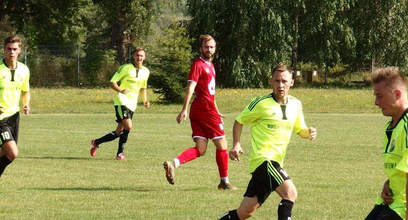 Piłka nożna, mocny Mazowsza - zdjęcie, fotografia