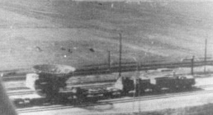 Historia, Nieznane dęblińskiej kolei - zdjęcie, fotografia