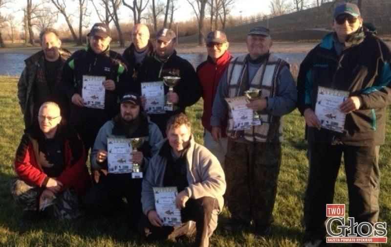 Wędkarstwo, Mistrzowie Lubelszczyzny zakończyli sezon - zdjęcie, fotografia