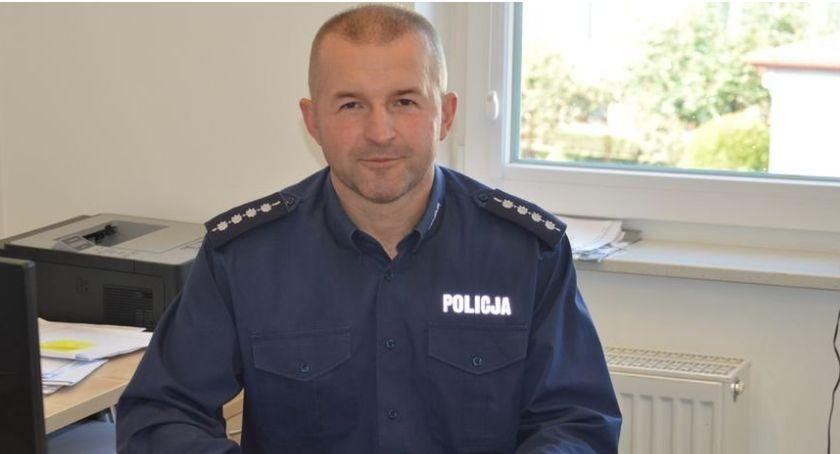 Policja, Robert Kępka najpopularniejszym dzielnicowym - zdjęcie, fotografia