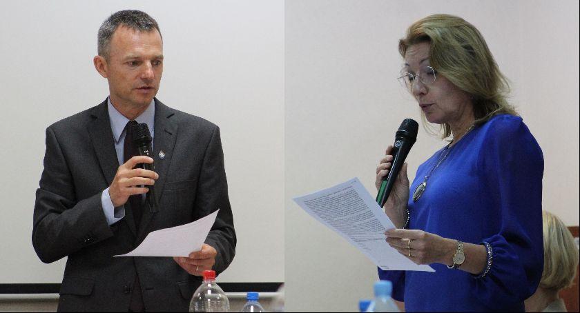 Waldemar Chochowski i Beata Siedlecka spotkali się w sądzie 26 sierpnia