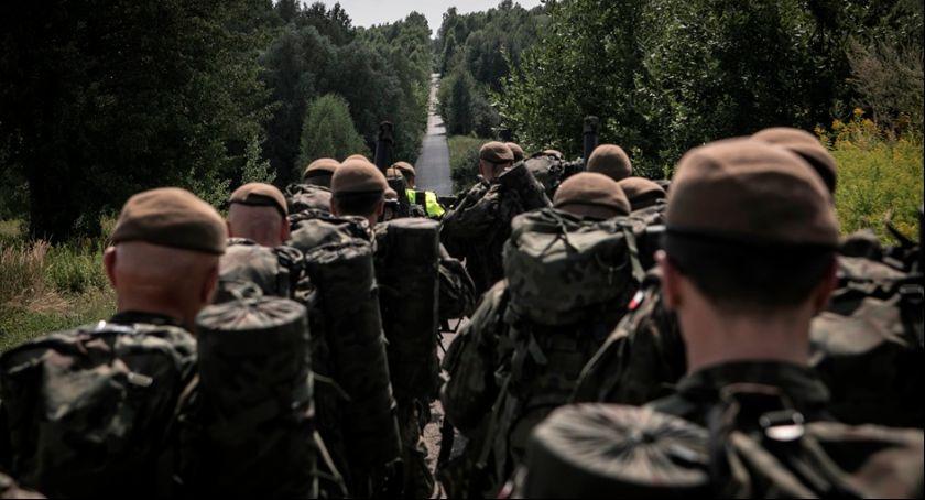 Społeczeństwo, Terytorialsi będą ćwiczyć Sobieszynie - zdjęcie, fotografia